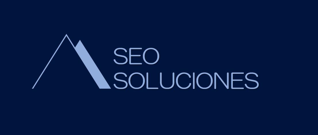 logotipo seo soluciones